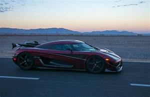 Koenigsegg Agera RS sets top speed record, new fastest car ...