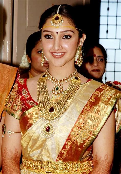 Actress Sridevi Wedding Photo Gallery : CHANKAY