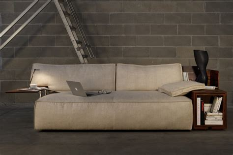 canapé starck cassina myworld by philippe starck for cassina design