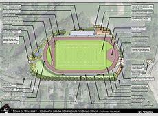 Wellesley High stadium design concept