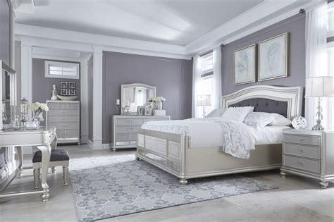 white and silver bedroom sypialnie stylowe meble klasyczne białe ł 243 żka str 2 1249