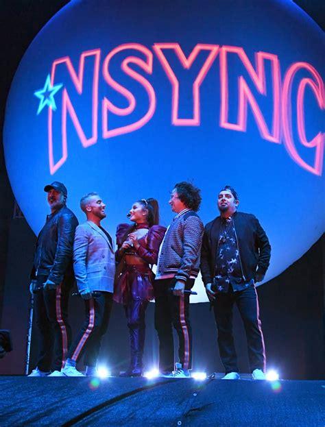 Ariana Grande and NSYNC 2019 Coachella Performance Video ...