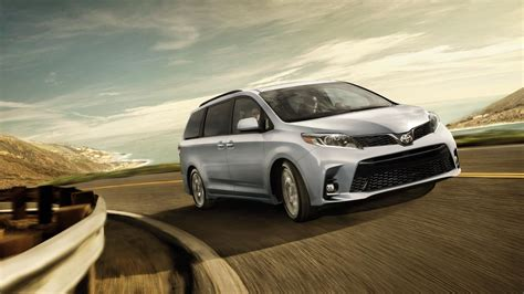 Toyota Trim Levels by 2018 Toyota Trim Levels Minivan Features And Options