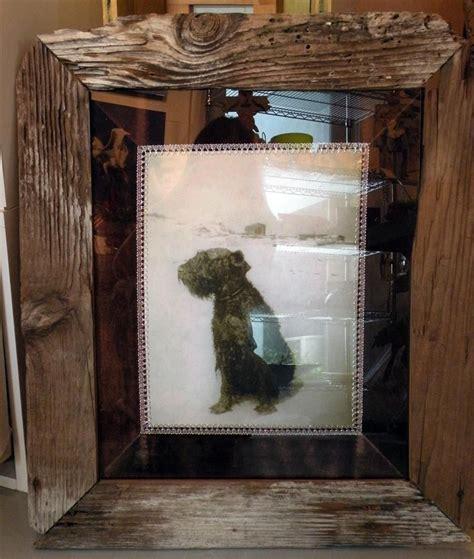 custom driftwood picture frames  walline enterprises