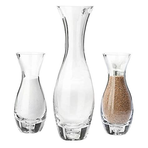 Unity Vase by This Lillian Unity Sand Vases With Tag Set Of 3