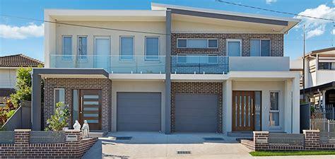 luxury double storey home builders sydney nsw
