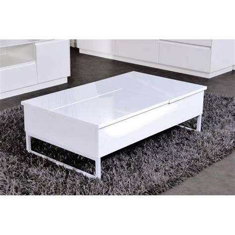 tables basses tables et chaises modula blanche table basse modulable avec rangement inside75