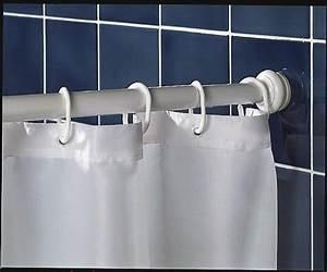 Barre De Baignoire D Angle A Ventouse : rideau de douche ventouse my blog ~ Premium-room.com Idées de Décoration