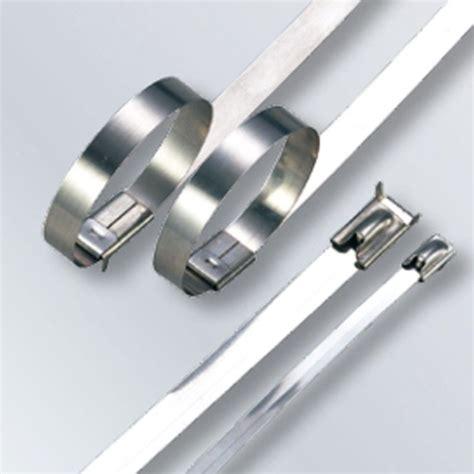 locking stainless steel wire ties large tie wraps mm width waterproof