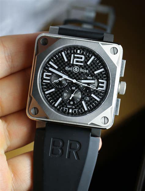Bell & Ross Br0194 Pro Titanium Carbon Fiber Watch Review