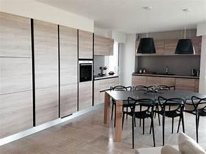 3 chaises design a adopter pour donner du style a votre With salle À manger contemporaine avec modele cuisine en u