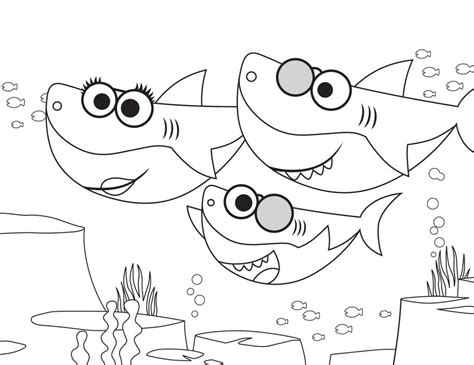 The Best Printable Shark Coloring Pages 101 Coloring