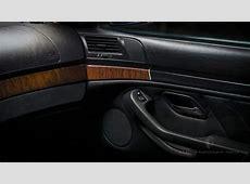 BMW e39 Muschelahorn Interior Detail Practicing vehicle