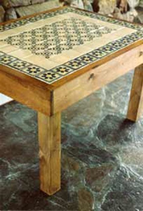 mexican tile coffee table mexican furniture and mexican tile tables casa talavera