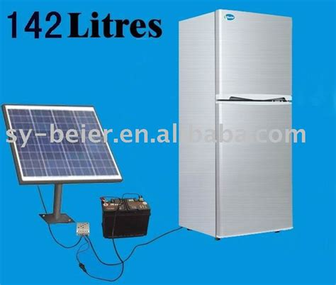 Bureau Veritas Us - 12v 24v solar refrigerator fridge freezer view 12v 24v