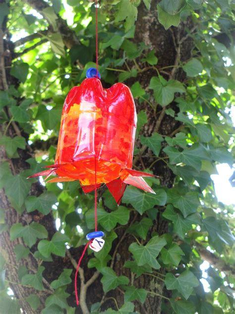 windräder basteln für draussen petflaschen glocken oder blumen f 252 r draussen