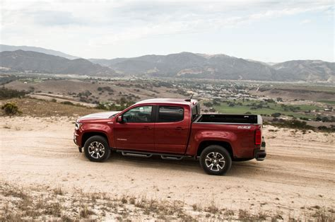 2016 Chevrolet Colorado Diesel Gets 31 Mpg Highway