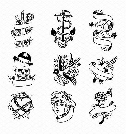 Tattoo Vector Oldschool