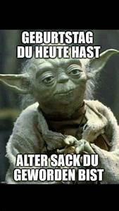 Zitate joda Geburtstagsgrüße Yoda,