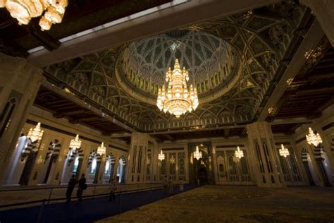the prayer of the grand mosque sultan qaboos
