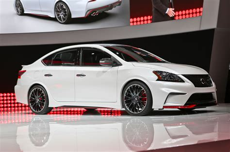 Nissan Sentra Nismo Concept Side Photo 12