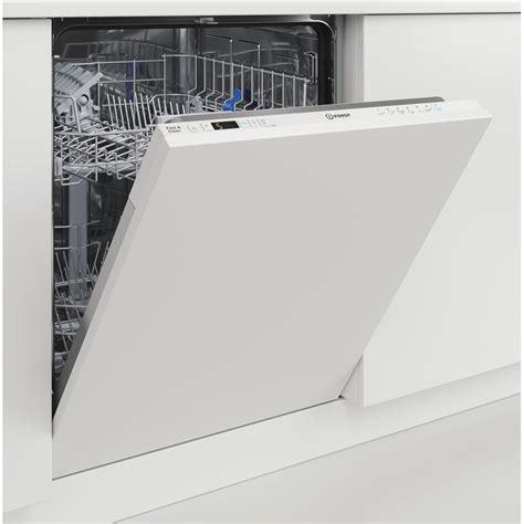 Integrētā trauku mazgājamā mašīna Indesit DIC 3B+16 A ...