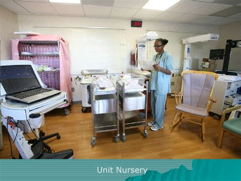 Memorial Hospital Nursery by Sibley Memorial Hospital Maternity Tour
