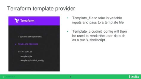 terraform template terraform immutablish infrastructure with consul template