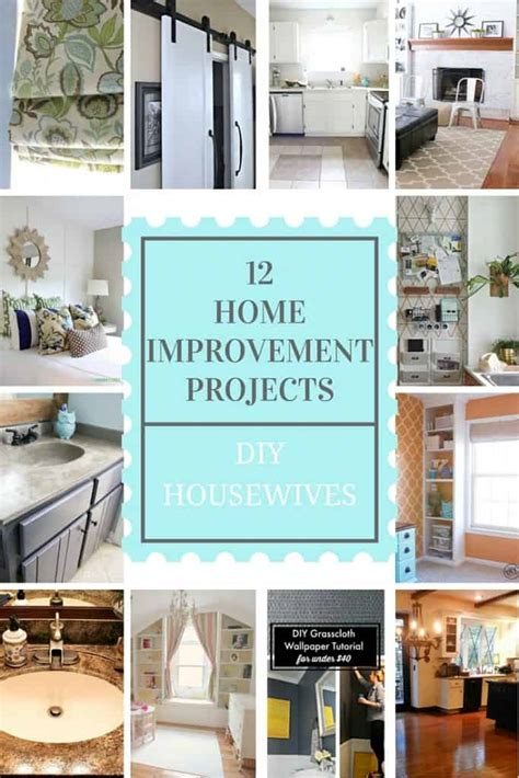 diy home improvement projects domestically speaking
