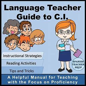 Language Teacher Guide To C I In 2020