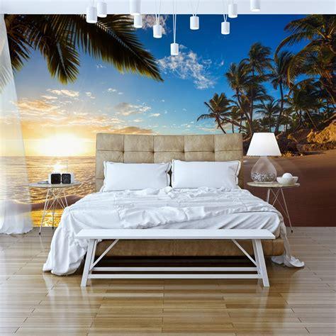 Wallpaper  Tropical Beach  3d Wallpaper Murals Uk
