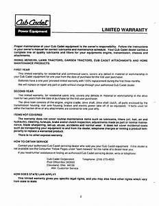 Page 2 Of Bolens Lawn Mower 2182 User Guide