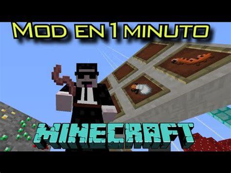 Lombrices ║mod En 1 Minuto ║ Ep #091 Youtube