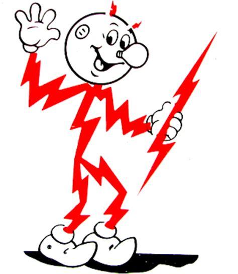 Reddy Kilowatt Character L by This That With Artichoke Remember Reddy Kilowatt