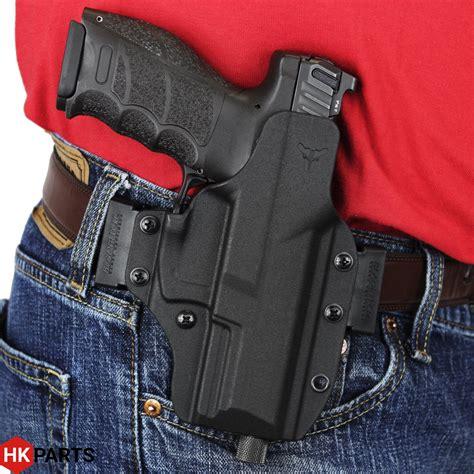eclipse owb holster  hk vp ambidextrous hkparts