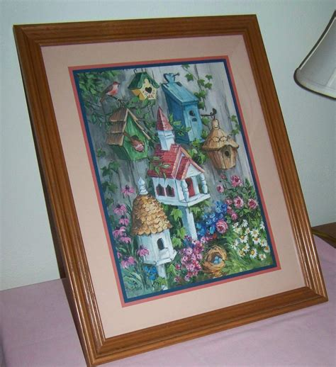 home interiors and gifts home interiors gifts wall hanging oak framed picture
