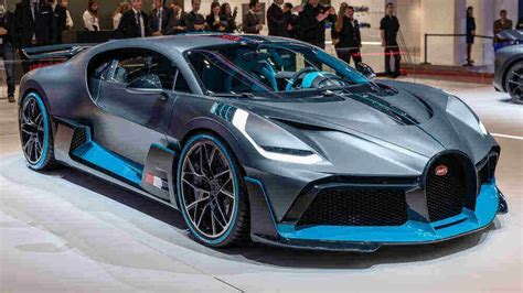 Bugatti divo, meet the world! If You Think a Dream Car Doesn't Exist, You Should Take a Look at What Bugatti Has JUST Created ...