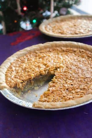 baking   science oatmeal pie  poor mans pecan pie