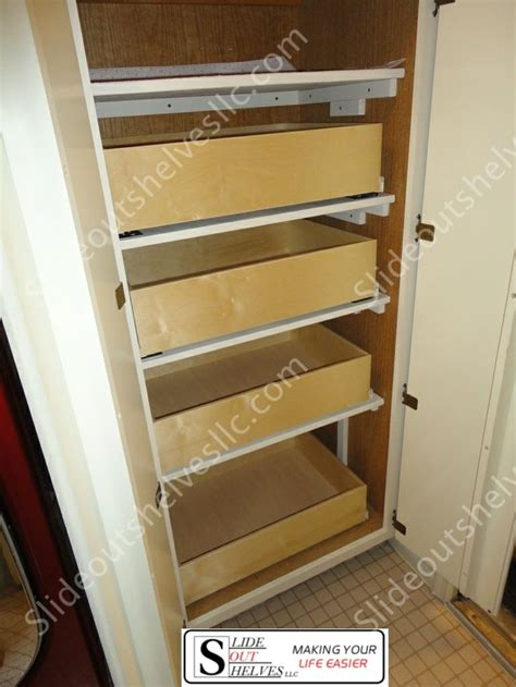 how to build pull out shelves for kitchen cabinets 33 best pull out pantry shelves images on 9884