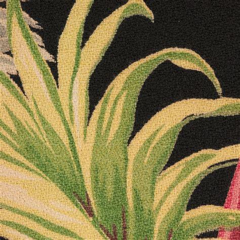 vintage fashion guild fabric resource barkcloth woven