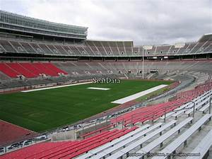 Ohio Stadium Section 30a Rateyourseats Com
