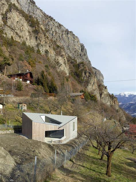 Moderne Häuser Holz Beton by 360 176 Kleines Atelier Haus In Den Bergen Die Sch 246 Nste