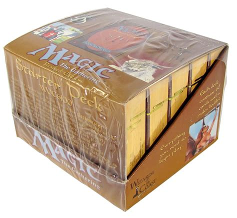 3rd ed revised starter deck list magic the gathering 3rd edition revised tournament