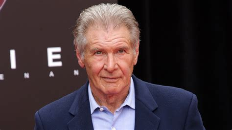 Harrison Ford by Harrison Ford Opens Up About Airplane Error Carrie Fisher