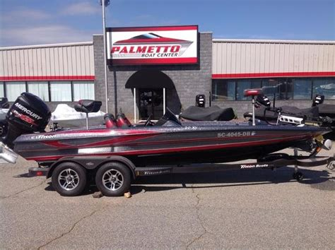 Bass Pro Shop Tritoon Boats by Used Triton Bass Boats For Sale Page 2 Of 5 Boats