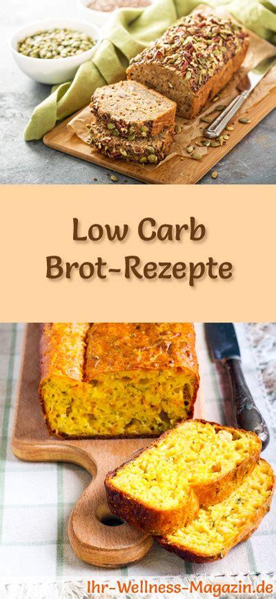 50 einfache low carb brot rezepte gesundes brot backen