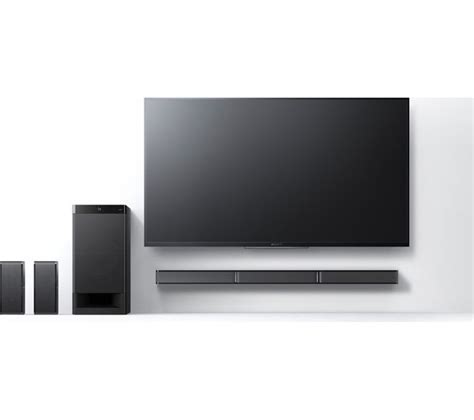 Buy SONY HT RT3 5.1 Sound Bar   Free Delivery   Currys