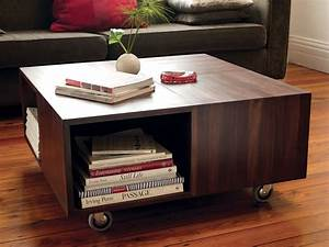 Do it yourself mobile coffee table australian handyman for Movable coffee table