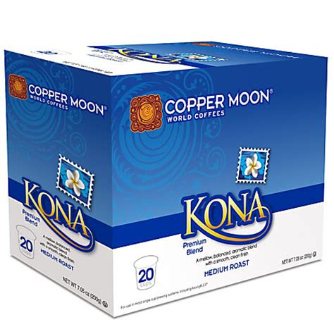 Office Depot Kona by Copper Moon Coffee Aroma Cups Kona 8 11 Oz Pack Of 20 By