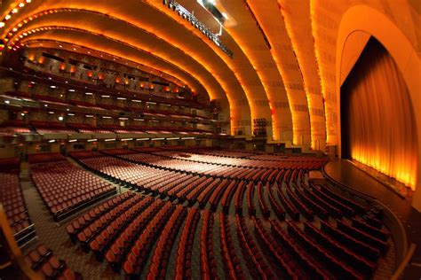 radio city the official guide to new york city